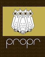 proper owl logo