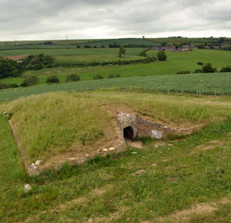 Lokasi Pemakaman Kuno