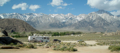 We Called It Home: BOONDOCK SITE, ALABAMA HILLS, LONE PINE, CALIFORNIA