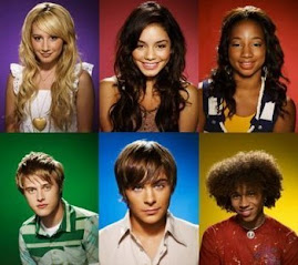HIGH SCHOOL MUSICAL - PERSONAJES - FOTOS - TROY - GABRIELA - VIDEOS
