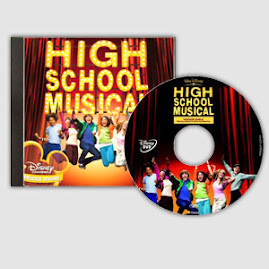 High School Musical - Nuevo CD de Musica - High School La pelicula - Disney Channel - Fotos y Video