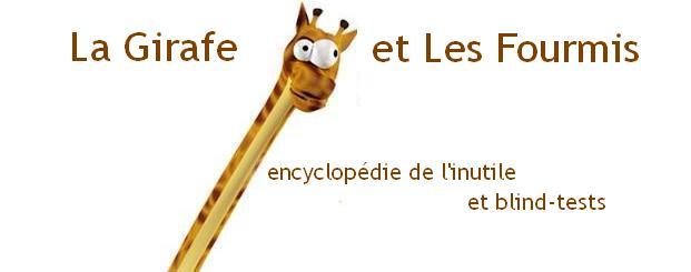 La Girafe et les Fourmis