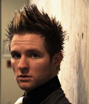 Nesto Flash Funky Hairstyles For Men