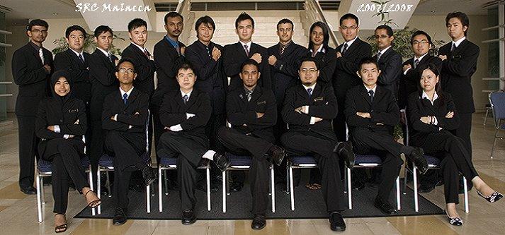 Students' Representative Council (MMU Malacca) 07/08 Blog