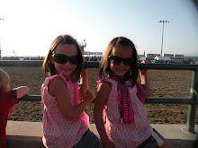 Jessica and Jaida  Age 5