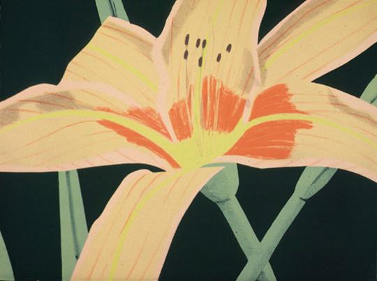 [alex-katz-lily-flower-painting.jpg]