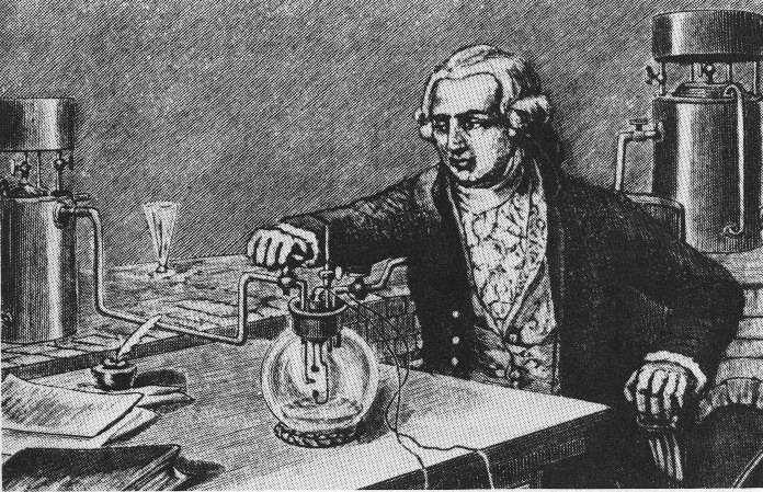 Historia De La Tabla Periodica Anto Ne Lavoisier