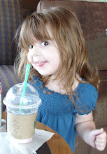 Bella at Starbucks
