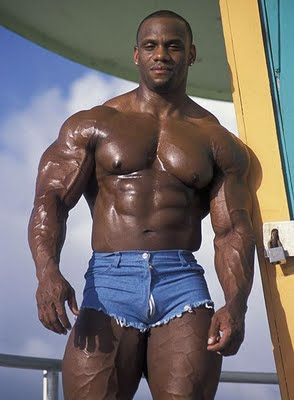 from Rayden gay black male body builder