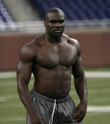 black african bodybuilders photos
