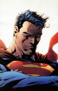 El reino de los superhombres Superman+JimLee