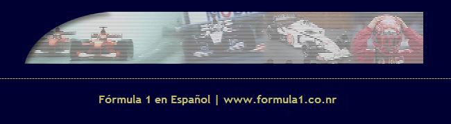 Formula 1 en Español