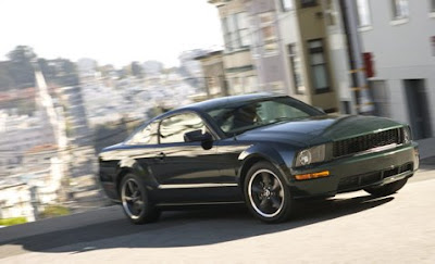 Ford Mustang Bullitt Review