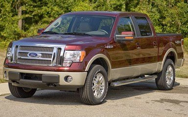 suvs and trucks white ford f 150 lariat supercrew is popular. Black Bedroom Furniture Sets. Home Design Ideas
