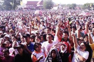 SYIAR, dapat, dukungan ,75%, di, 5, Wilayah, Kecamatan ,Kepulauan ,Selayar