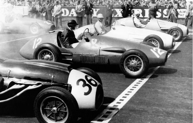 Formel 1 1950 Silverstone