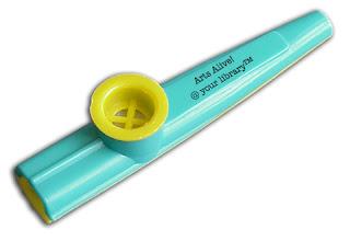 1 happy st kazoo or hash pipe