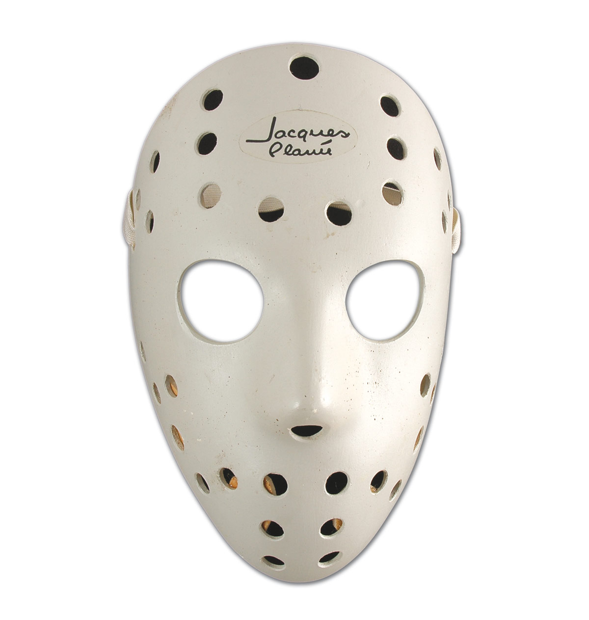 Plante Original Jasonlivessince1980 S Friday The 13th Blog The Original Mask By
