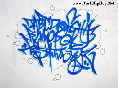 Graffiti The Best Harfleri
