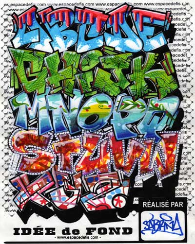 ritacosta-almadepoesia graffiti letters 01