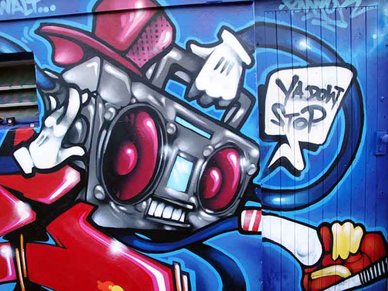 How to Make a Good Drawing Graffiti Style?    Graffiti ...