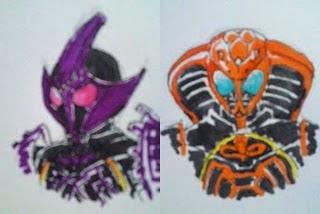 Latest Kamen Rider OOO rumors/spoilers about PuToTerano and