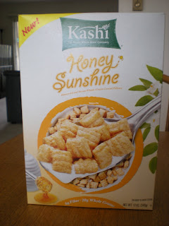 Foodies+537 Kashi Honey Sunshine