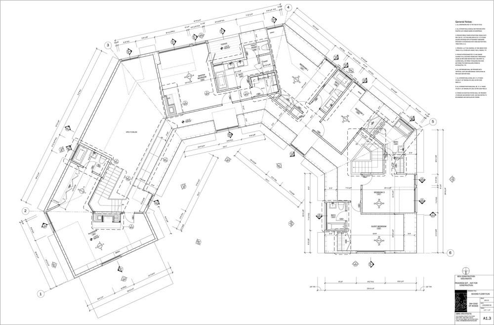 Centrifugal Villa By Obra Architects Housevariety