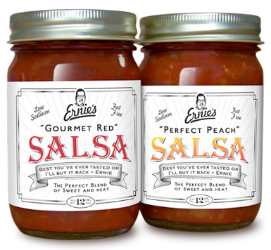 Foods To Eat With Salsa