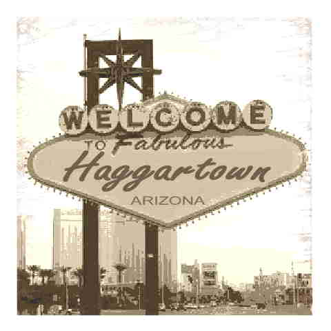 Welcome to Haggartown