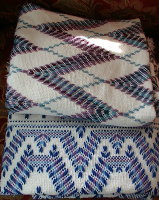 Nordic Needle: Huck (Swedish Weaving)