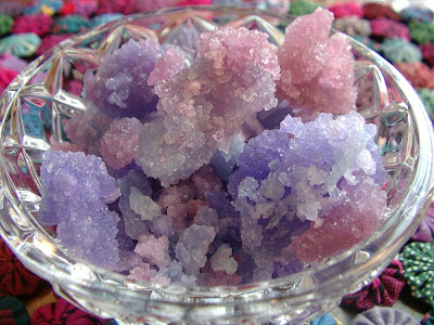 Fashioned Names Starting  on Threads Inc   Family Fun Old Fashioned Candy Crystals   Rock Candy