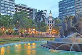 Montevideo-Plaza Fabini