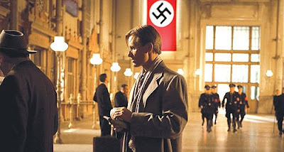 Viggo Mortensen as the lead character in the movie Good.