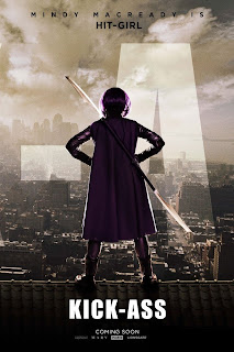 Mindy Macready is Hit-Girl - Kick-Ass Movie