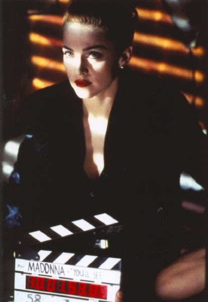 Pud Whackers Madonna Scrapbook On Set Youll See