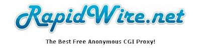 RapidWire.net - Best free anonymous CGI proxy