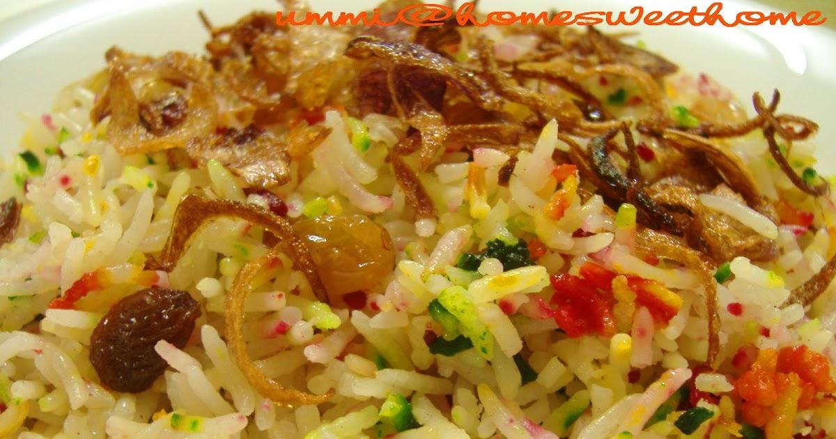 Home Sweet Home: Nasi Minyak Hujan Panas