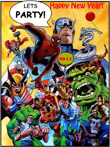 Comics in Crisis: January 2011