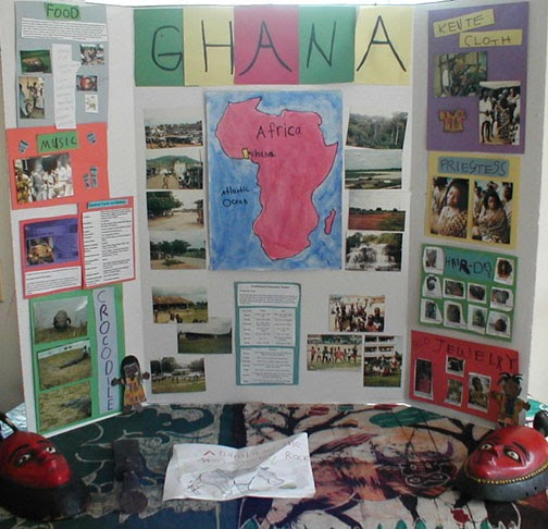 Poster Board Ideas For Lysosome : Schooling from the heart geography fair
