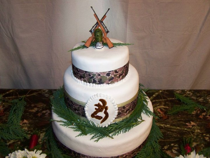Guy Falls Into Own Wedding Cake