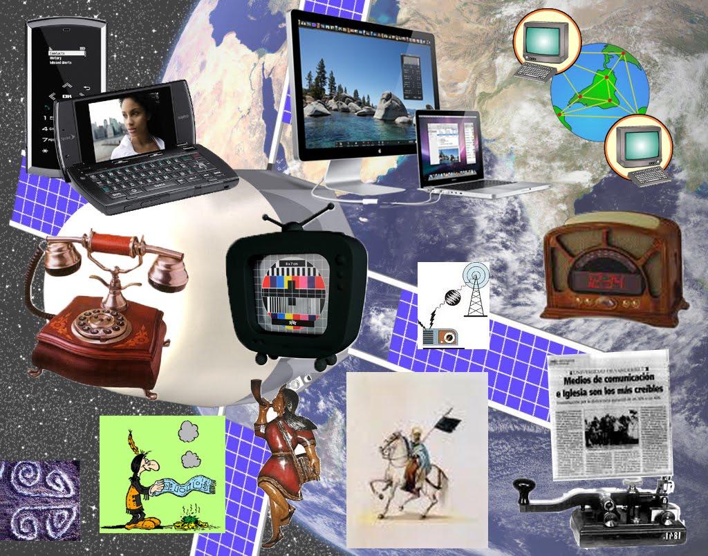 Imagen De Medios De Comunicacion: Tecnología Educativa