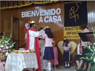 Ministerio Infantil Adventista