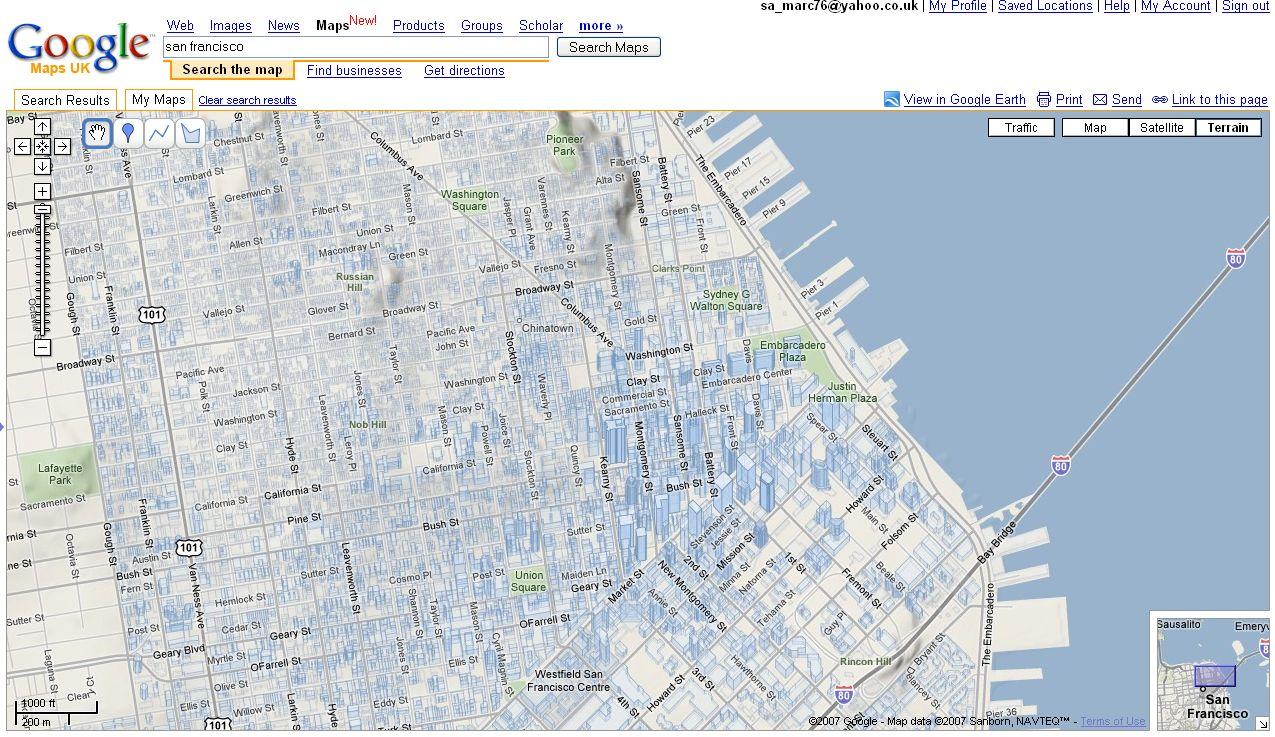 Geo Sala Lounge Terrain Layer Now On Google Maps