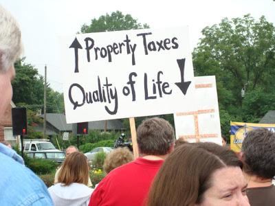 White County Indiana Property Tax Bills