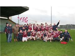Novice County Champions 2007