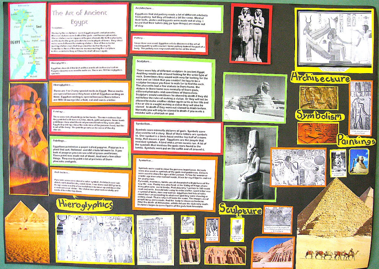 art history assignment ancient egypt Egypt web sites lesson plans, activities, and more  software, books, posters, art prints and photos with an ancient egyptian theme.