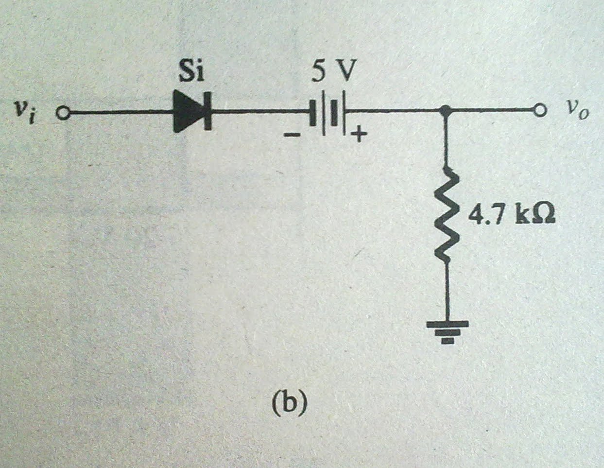 circuit diagram of clipper and clamper mercury 200 optimax wiring diode applications clipping circuits easy e