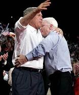 Bush McCain Huggy Bears 2008