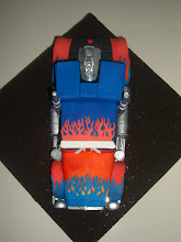 Optimus - top view